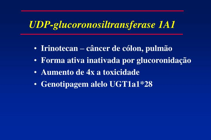 UDP-glucoronosiltransferase 1A1