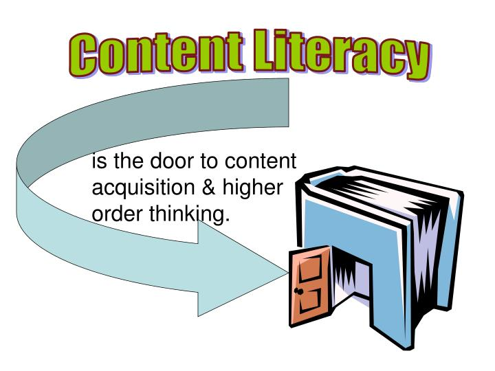 Content Literacy