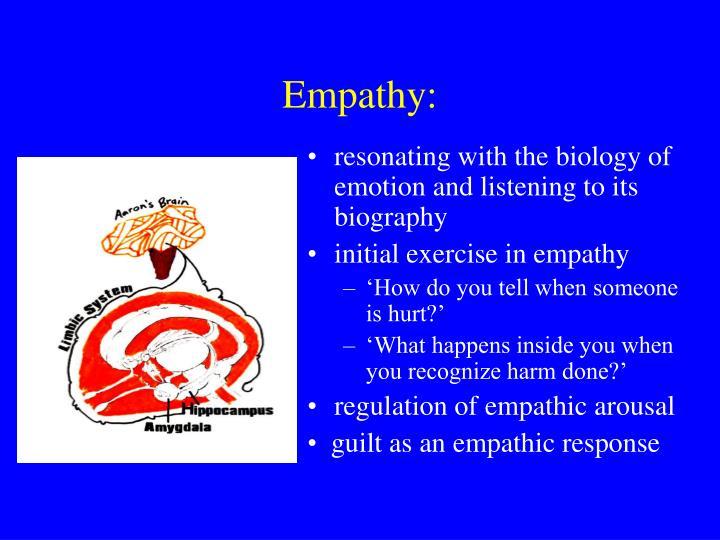 Empathy: