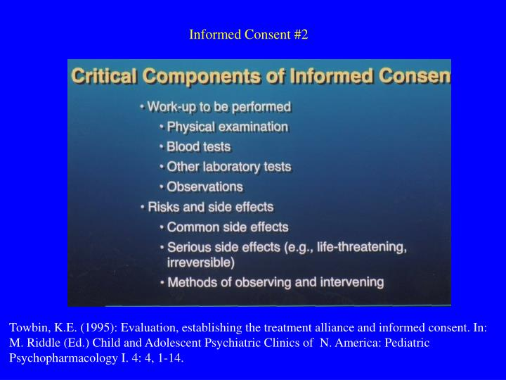 Informed Consent #2