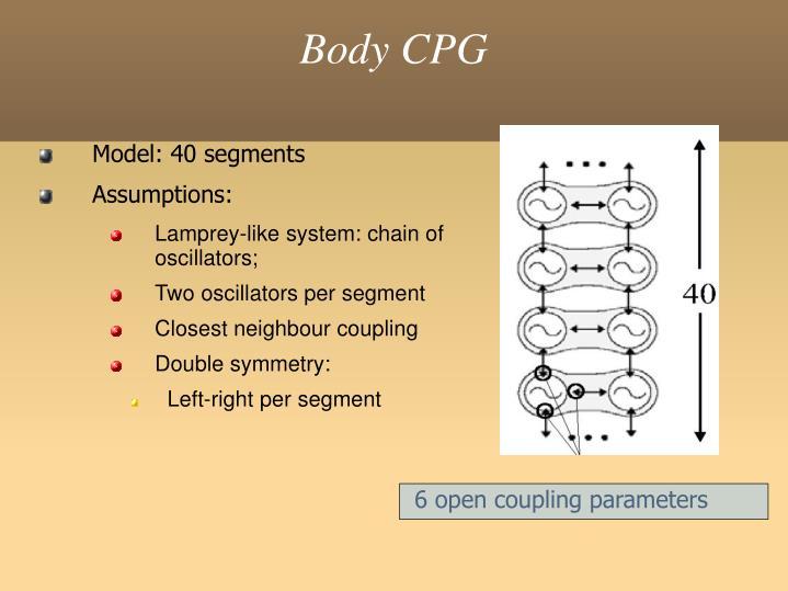 Body CPG
