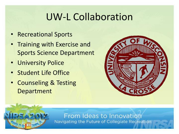 Uw l collaboration