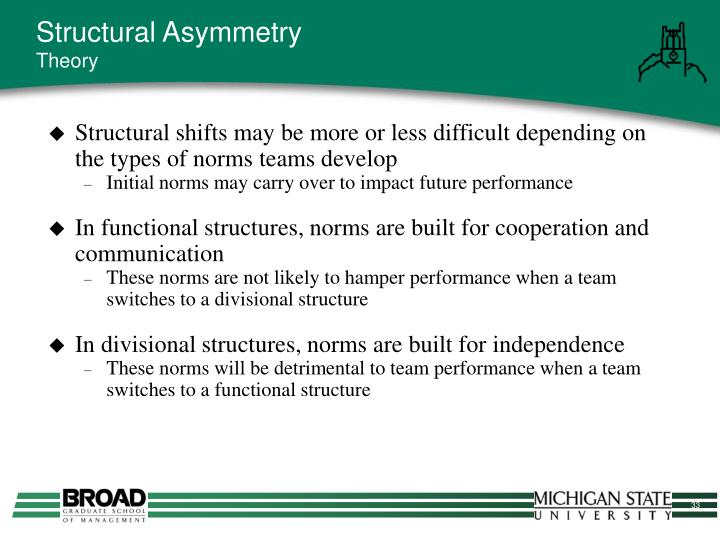 Structural Asymmetry