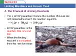 a the concept of limiting reactants2
