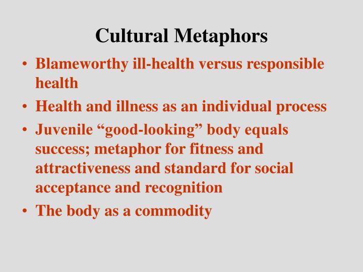 Cultural Metaphors