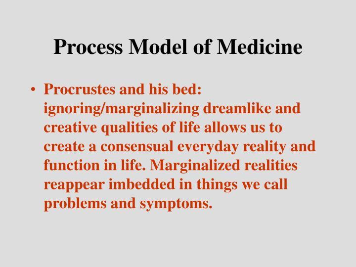 Process Model of Medicine