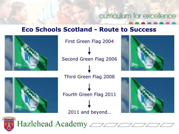 First Green Flag 2004