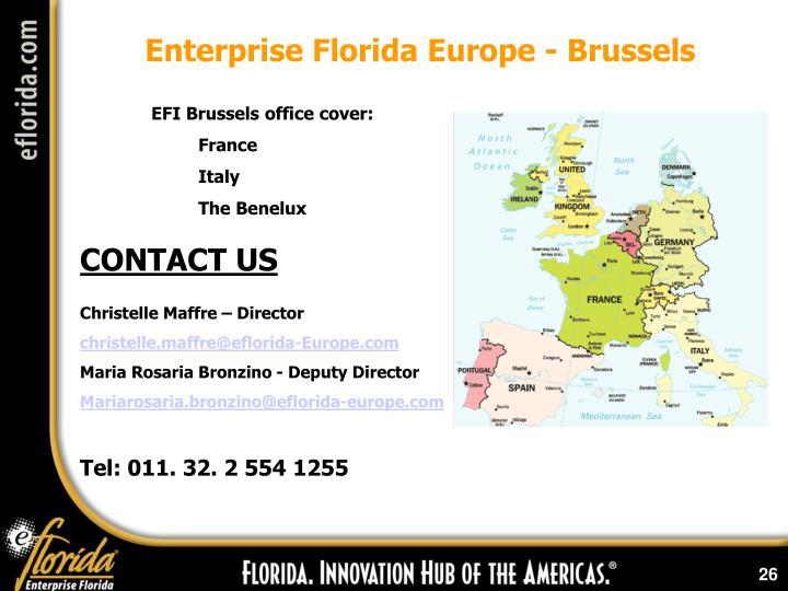 Enterprise Florida Europe - Brussels