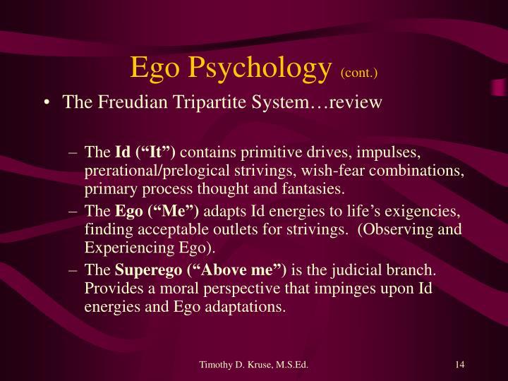 Ego Psychology
