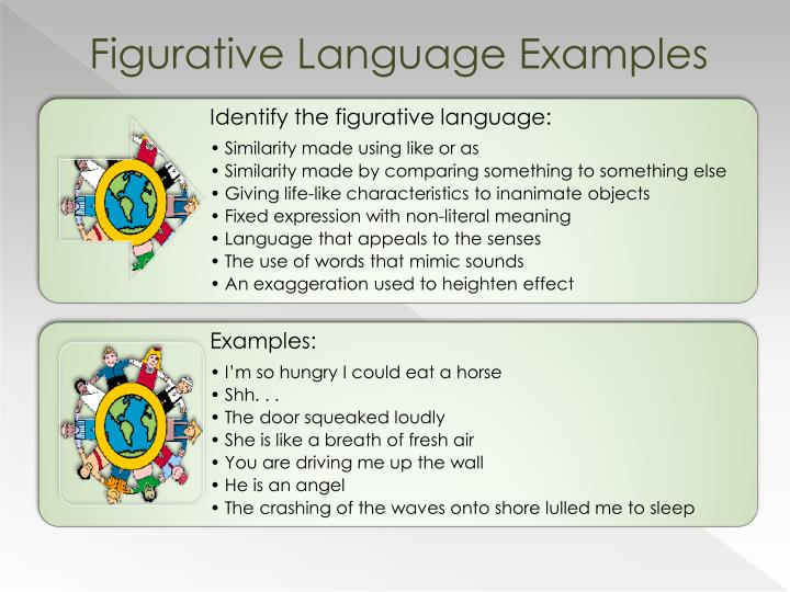 Figurative Language Examples