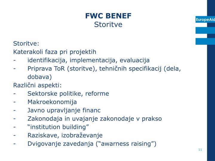 FWC BENEF