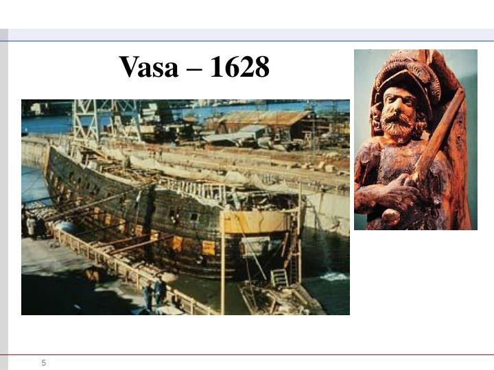 Vasa – 1628