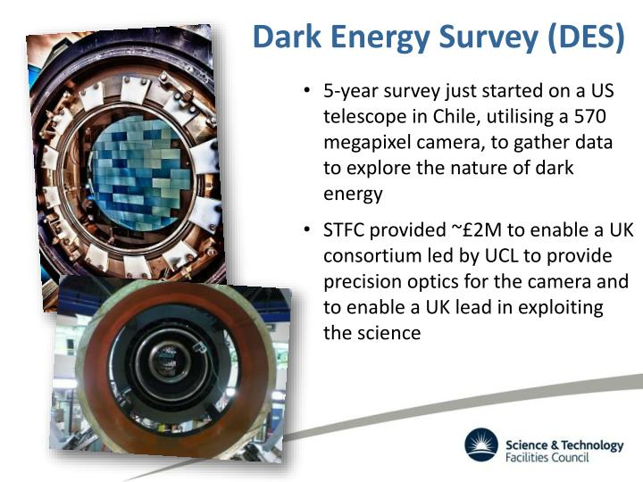 Dark Energy Survey (DES)