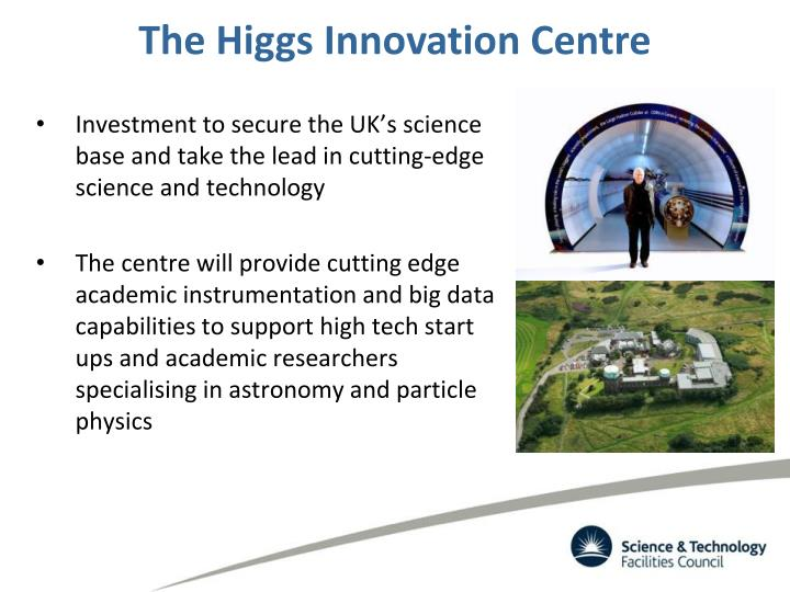 The Higgs