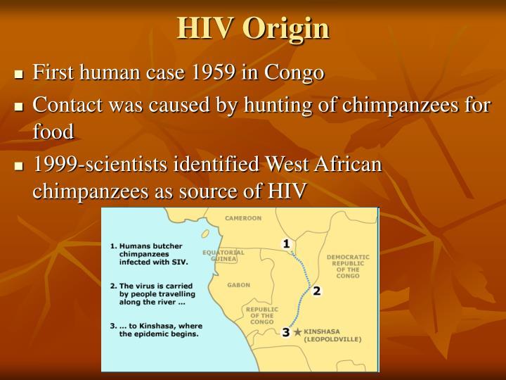 HIV Origin
