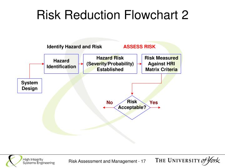 Risk Reduction Flowchart 2