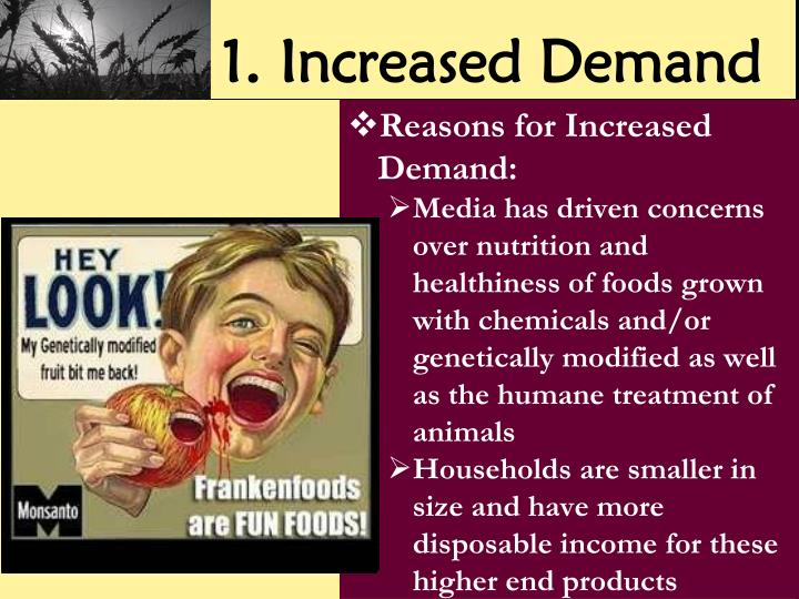 1. Increased Demand