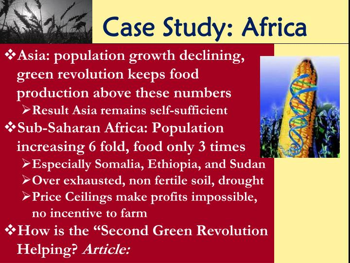 Case Study: Africa