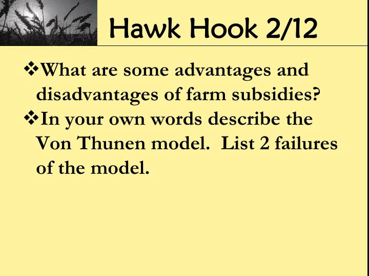 Hawk Hook 2/12