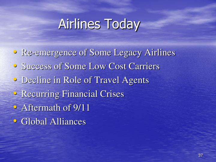 Airlines Today
