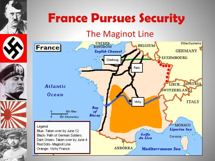 France Pursues Security