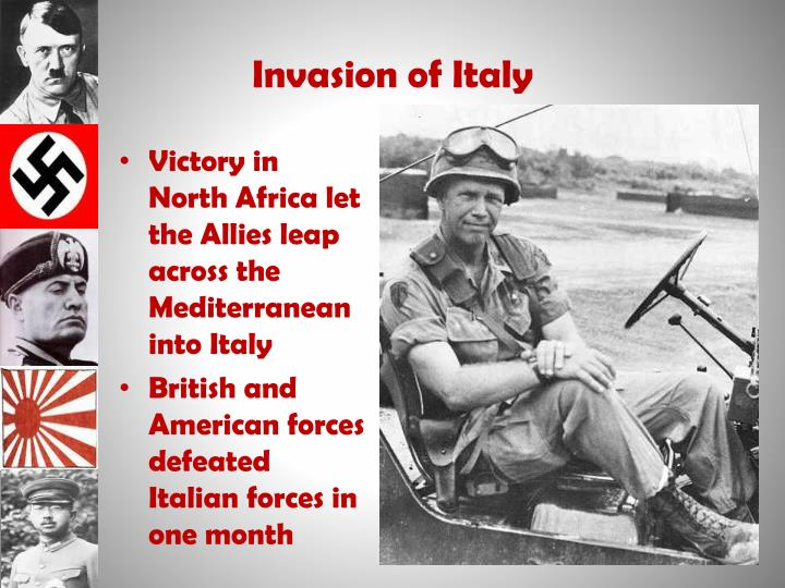 Invasion of Italy