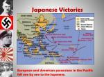 japanese victories