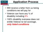 application process4