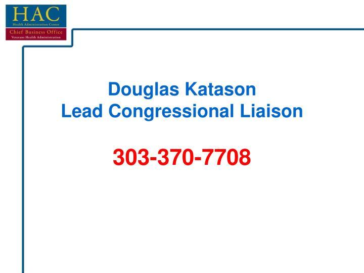Douglas Katason