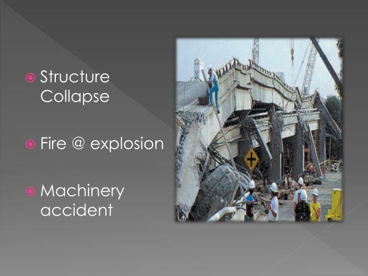 Structure Collapse