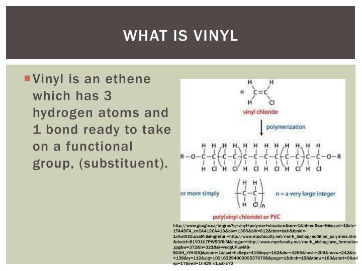 What is Vinyl