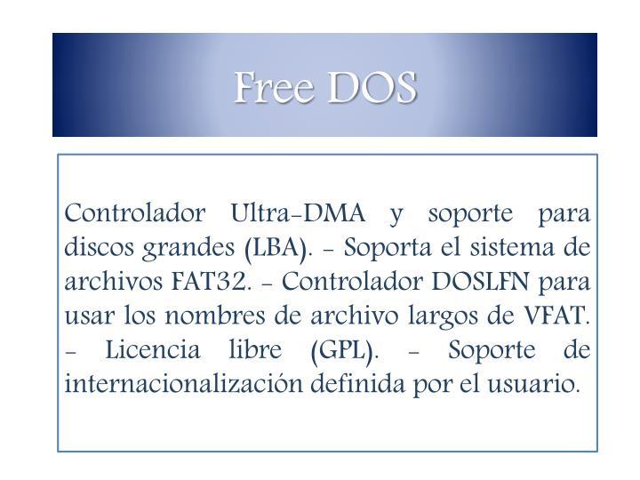 Free DOS