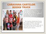 caravana cartilor books truck