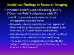 incidental findings in research imaging4