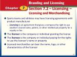 section 7 2 licensing licensing and merchandising