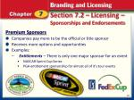 section 7 2 licensing sponsorships and endorsements5