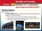 section 7 2 licensing sponsorships and endorsements6