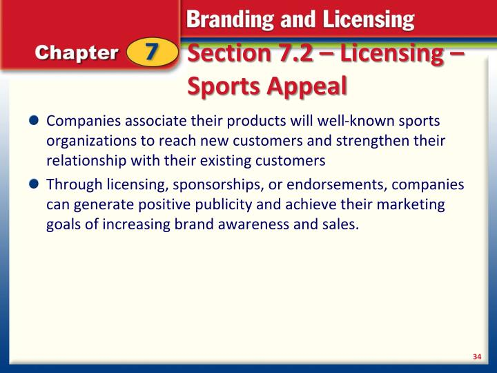 Section 7.2 – Licensing –  Sports Appeal