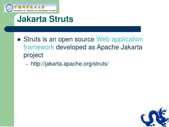 Jakarta Struts