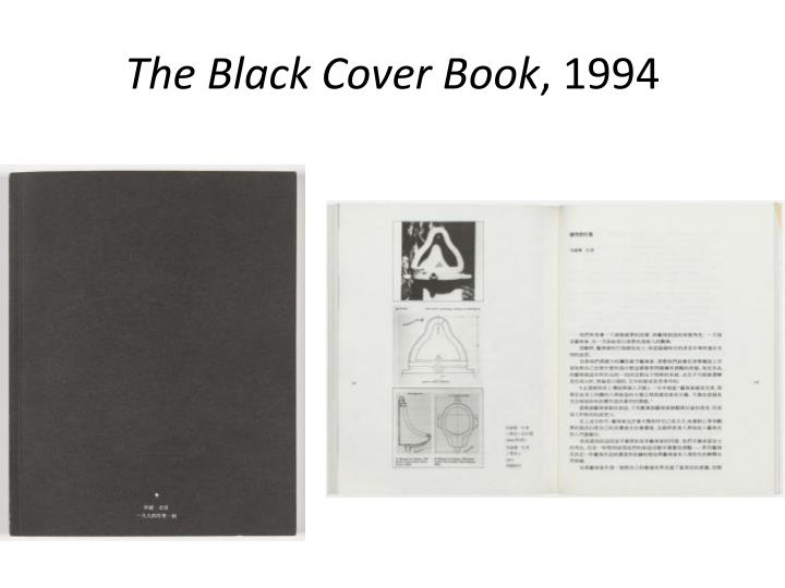 The Black Cover Book