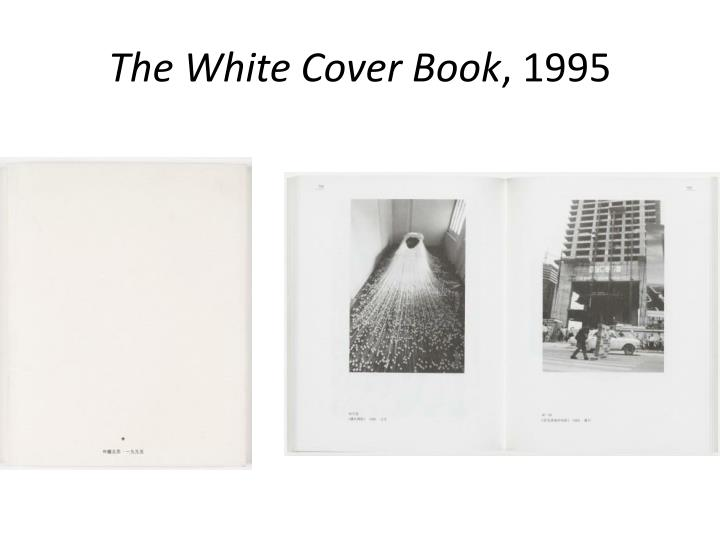 The White Cover Book
