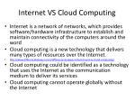 internet vs cloud computing1