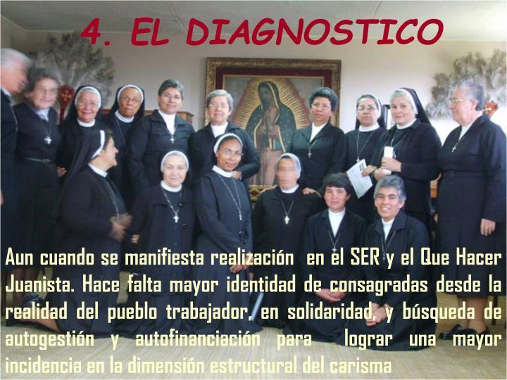 4. EL DIAGNOSTICO