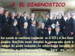 4 el diagnostico