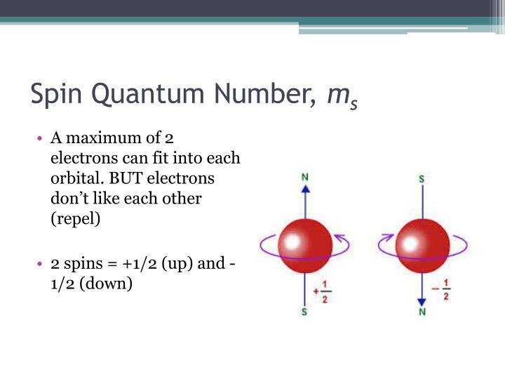 Spin Quantum