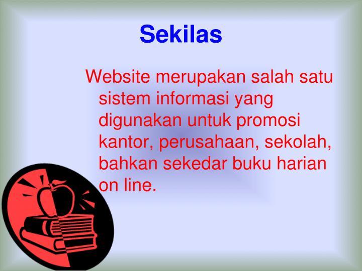 Sekilas