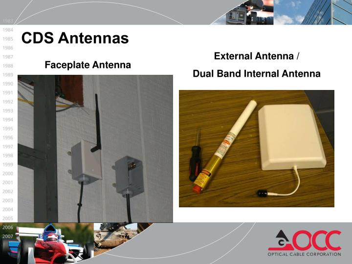 CDS Antennas
