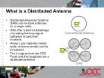 what is a distributed antenna