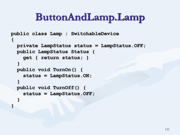 ButtonAndLamp.Lamp