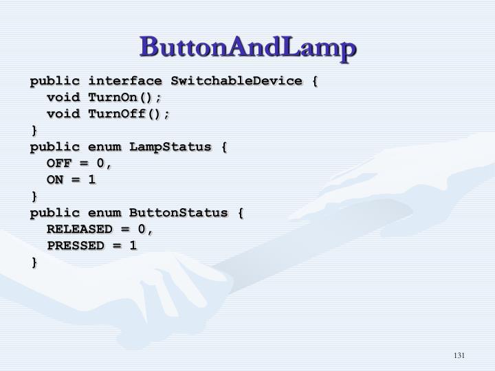ButtonAndLamp